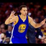 El protector bucal de Stephen Curry
