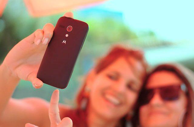 Los selfies ayudan a mejorar la salud dental