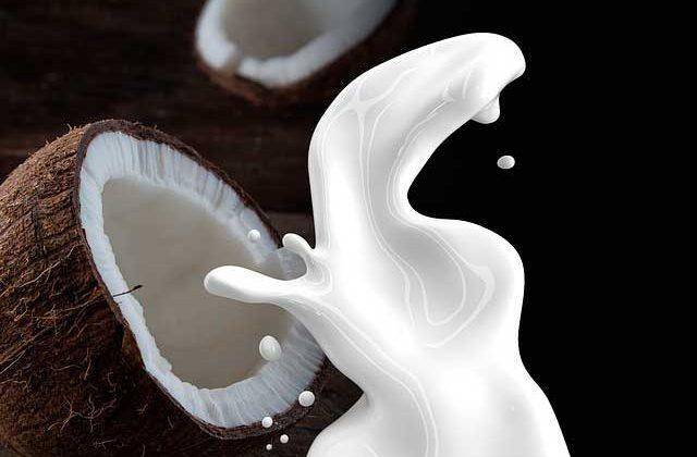 El aceite de coco como nueva pasta de dientes