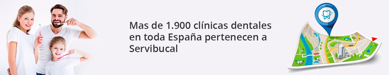 clinicas de servibucal en toda españa
