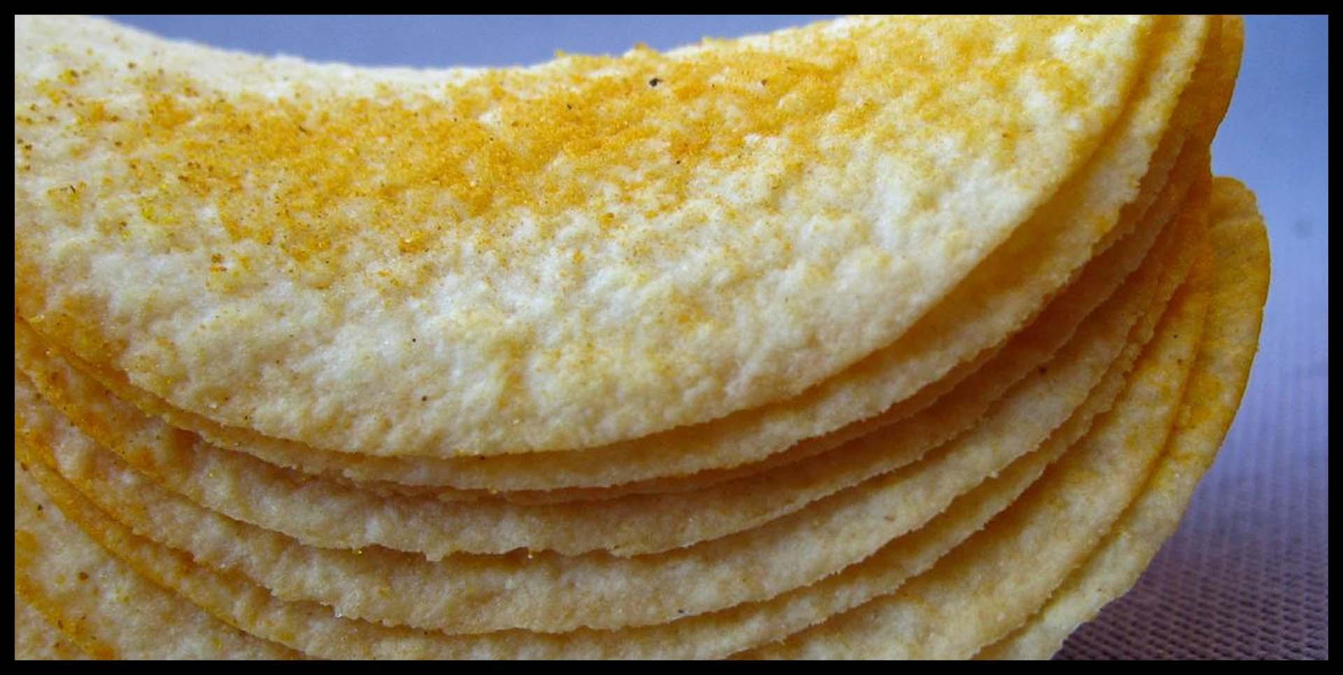 consumo de patatas fritas daña la salud bucal