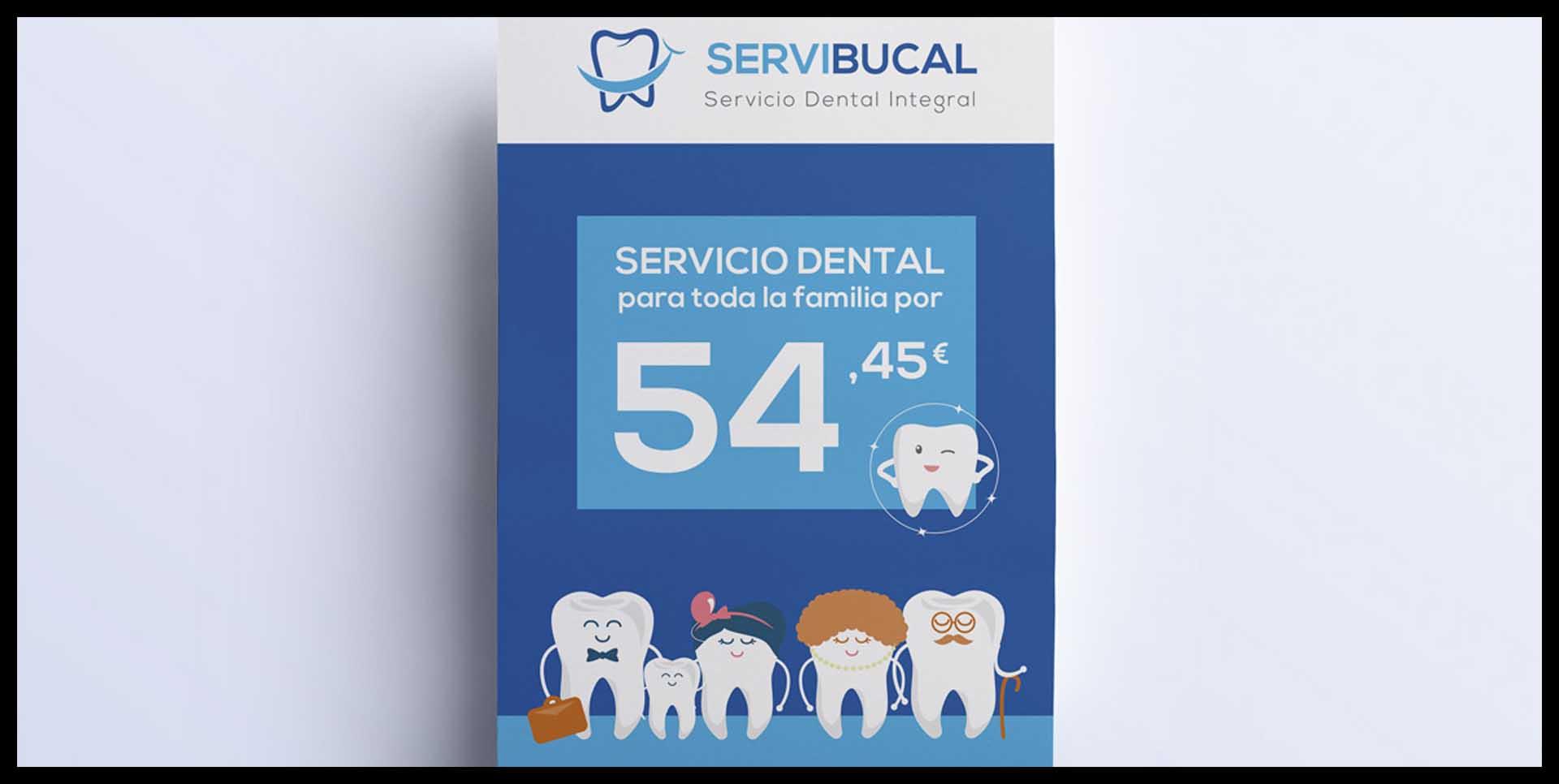servicios ofrecidos por servibucal