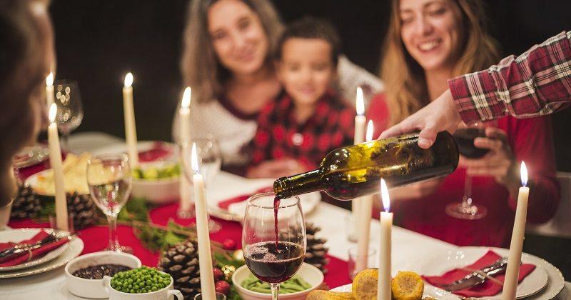 alimentos en navidad