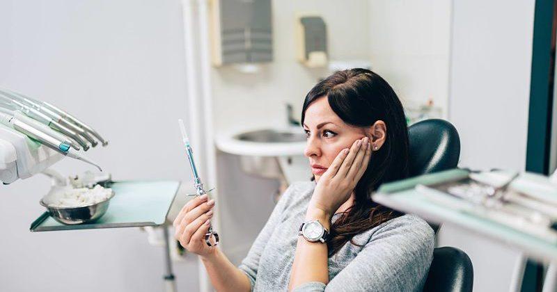 flemón dental complicaciones