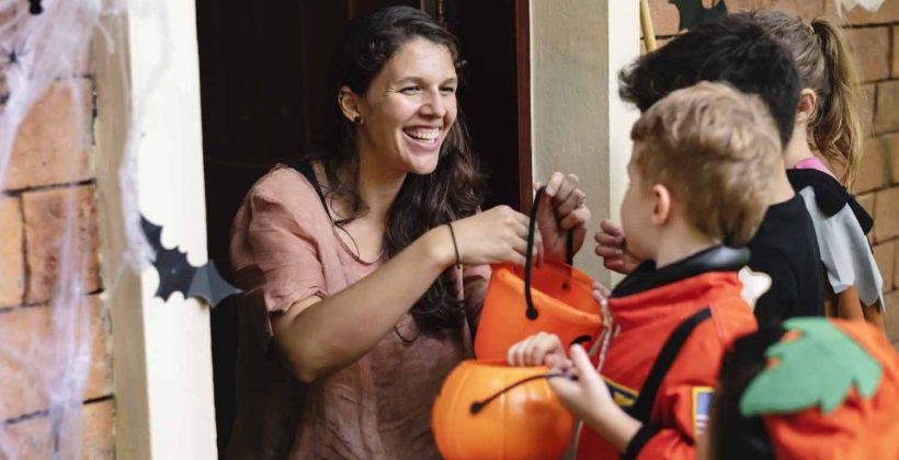 Cómo conseguir un Halloween saludable para los niños