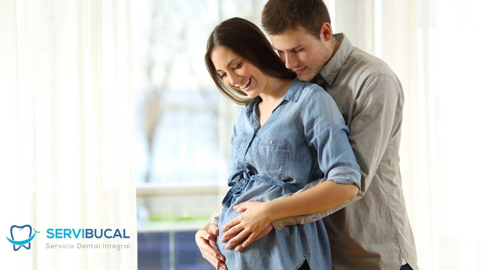 Embarazo y salud oral: problemas bucodentales más comunes
