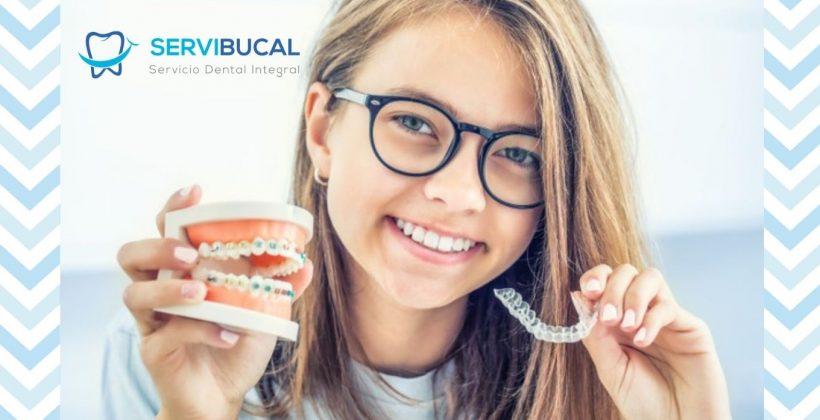 Ortodoncia invisible: precios y tipos